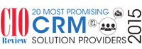 Top 20 CRM Solution Providers 2015
